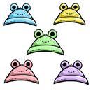 Froggy Hats Original Design