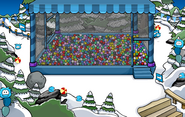 Puffle Party 2018 Forest