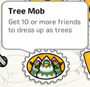 Tree Mob stamp SB