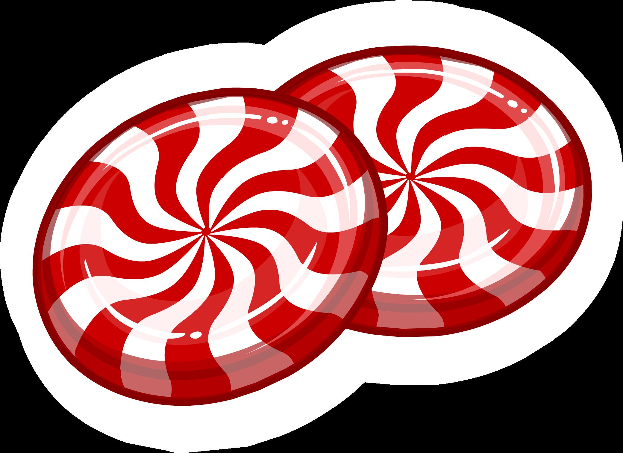 Candy Swirl Pin
