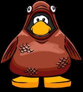 Wise Fish Costume PC