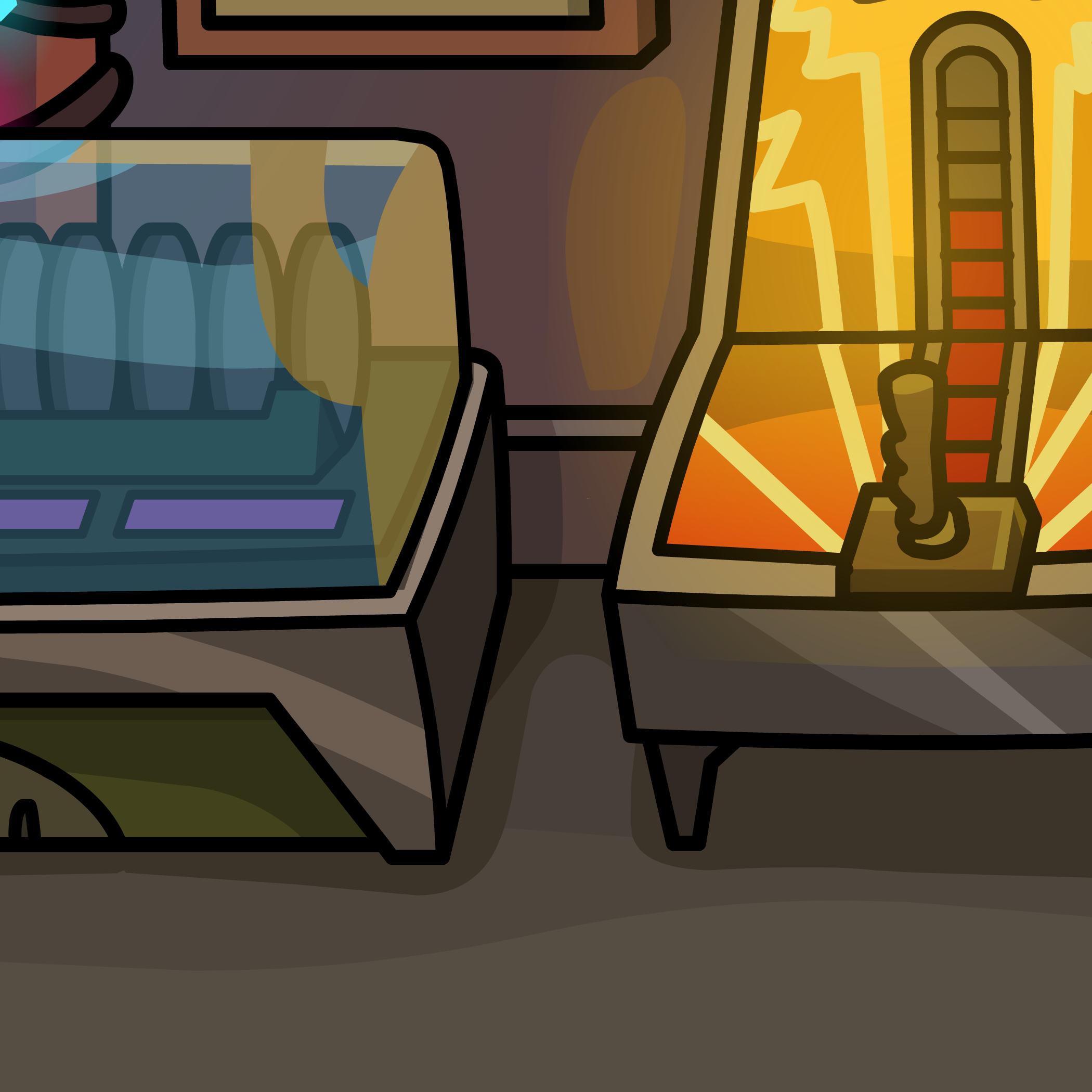 Monster Arcade Background