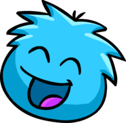 Puffle Pal Adventures Bouncer