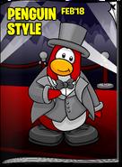 Penguin Style Feb 18