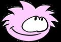 Pink Puffle Old Adopt