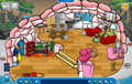 Papi Johns Igloo - Late July 2020 - Club Penguin Rewritten