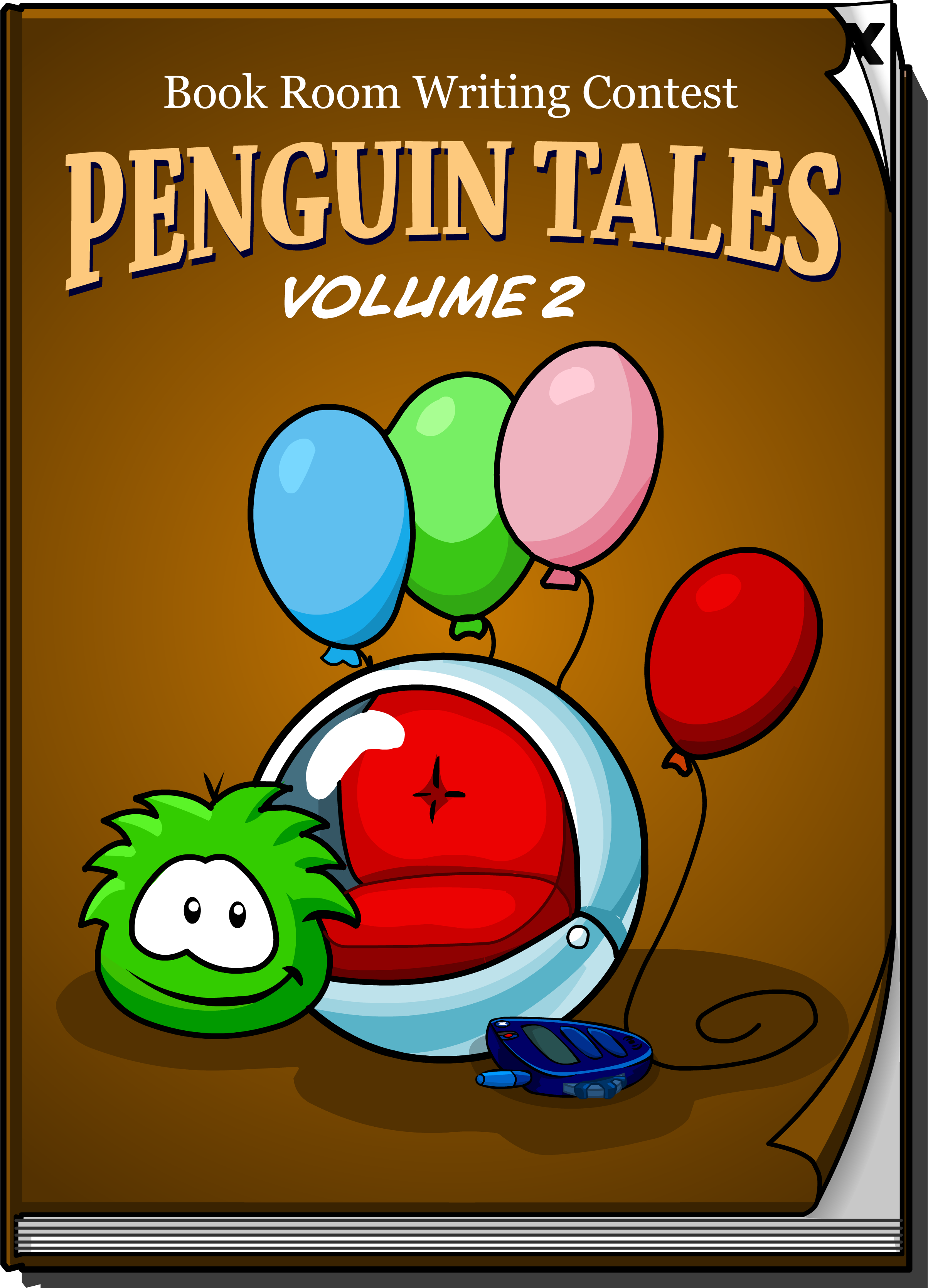 Penguin Tales: Volume 2