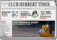 Club Penguin Times Issue 37