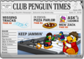 Club Penguin Times Issue 60