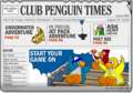 Club Penguin Times Issue 68