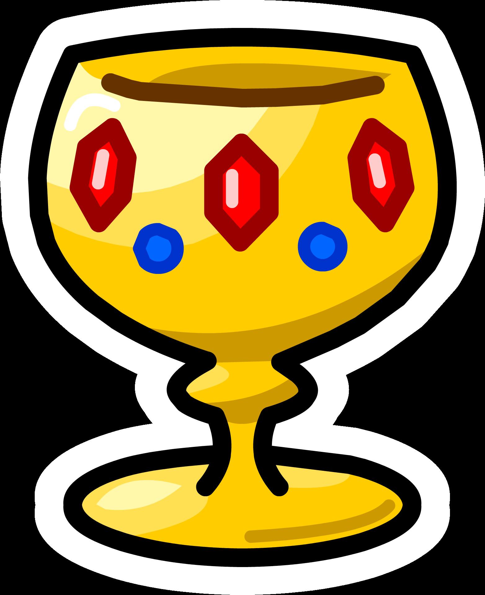 Goblet Pin