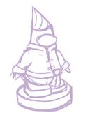 Sensei's Coat Sketch