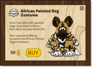 African Painted Dog Catalog