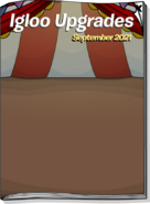Igloo Upgrades Sep 21