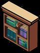 Classy Bookshelf