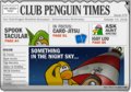 Club Penguin Times Issue 75