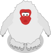 Snow Monkey (character) IG