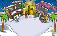 Winter Fiesta 2018 Town