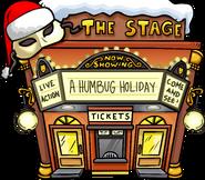 A Humbug Holiday Exterior 2020