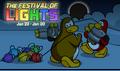 Festival of Lights New Login Screen