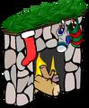 Fireplace sprite 005