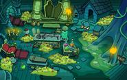 Halloween Party 2017 Monster Room