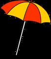 Beach Umbrella sprite 002