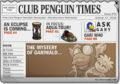 Club Penguin Times Issue 76