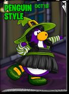 Penguin Style Oct 18