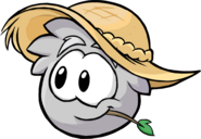 Grey Puffle Gardener