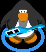 Blue Keytar IG