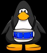 Blue Snare Drum PC