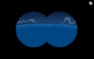 Island Eclipse Binoculars