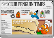 Club Penguin Times Issue 177