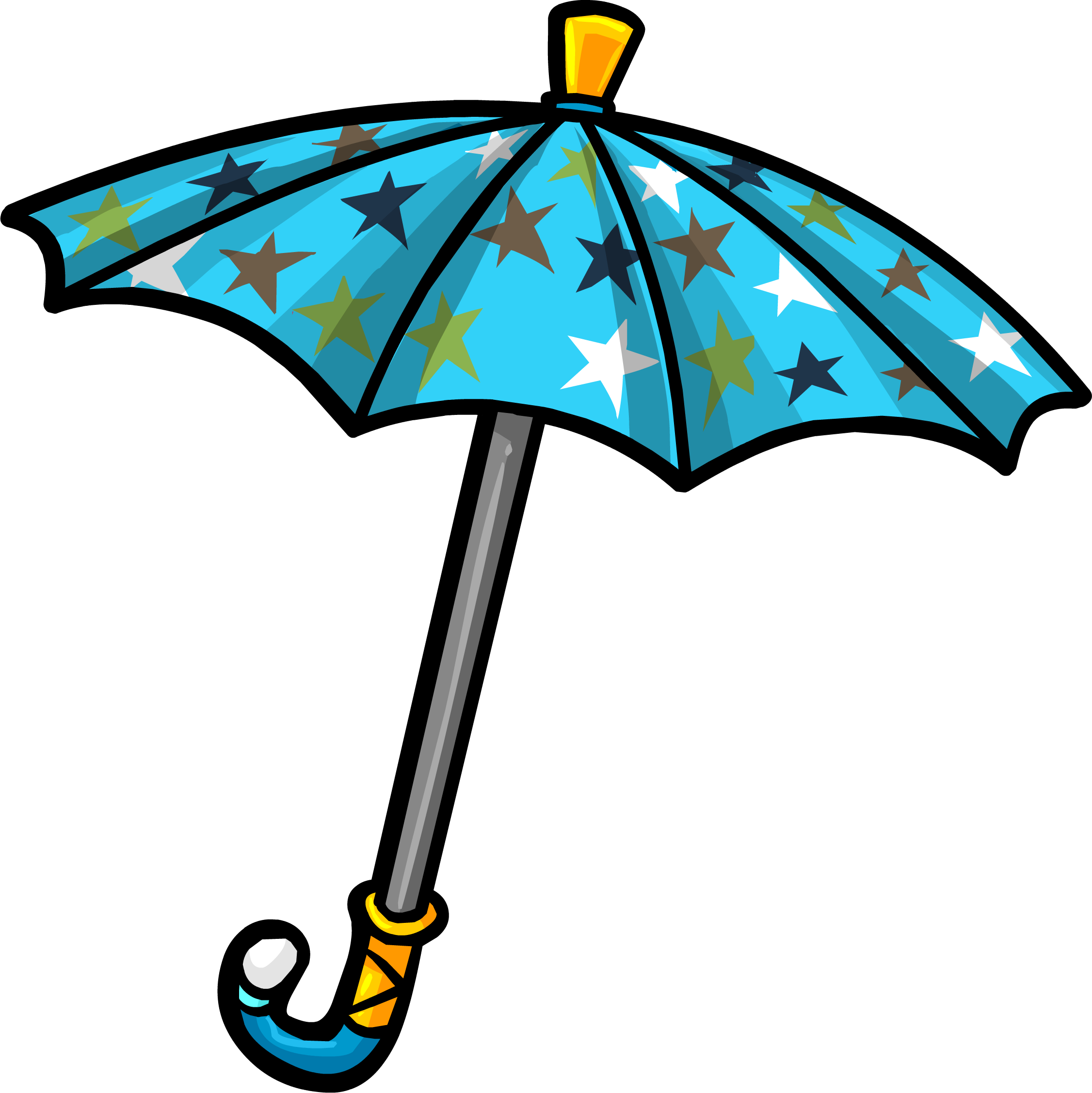 Cosmic Umbrella