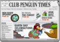 Club Penguin Times Issue 7