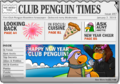 Club Penguin Times Issue 87