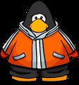 Orange Snowsuit 2