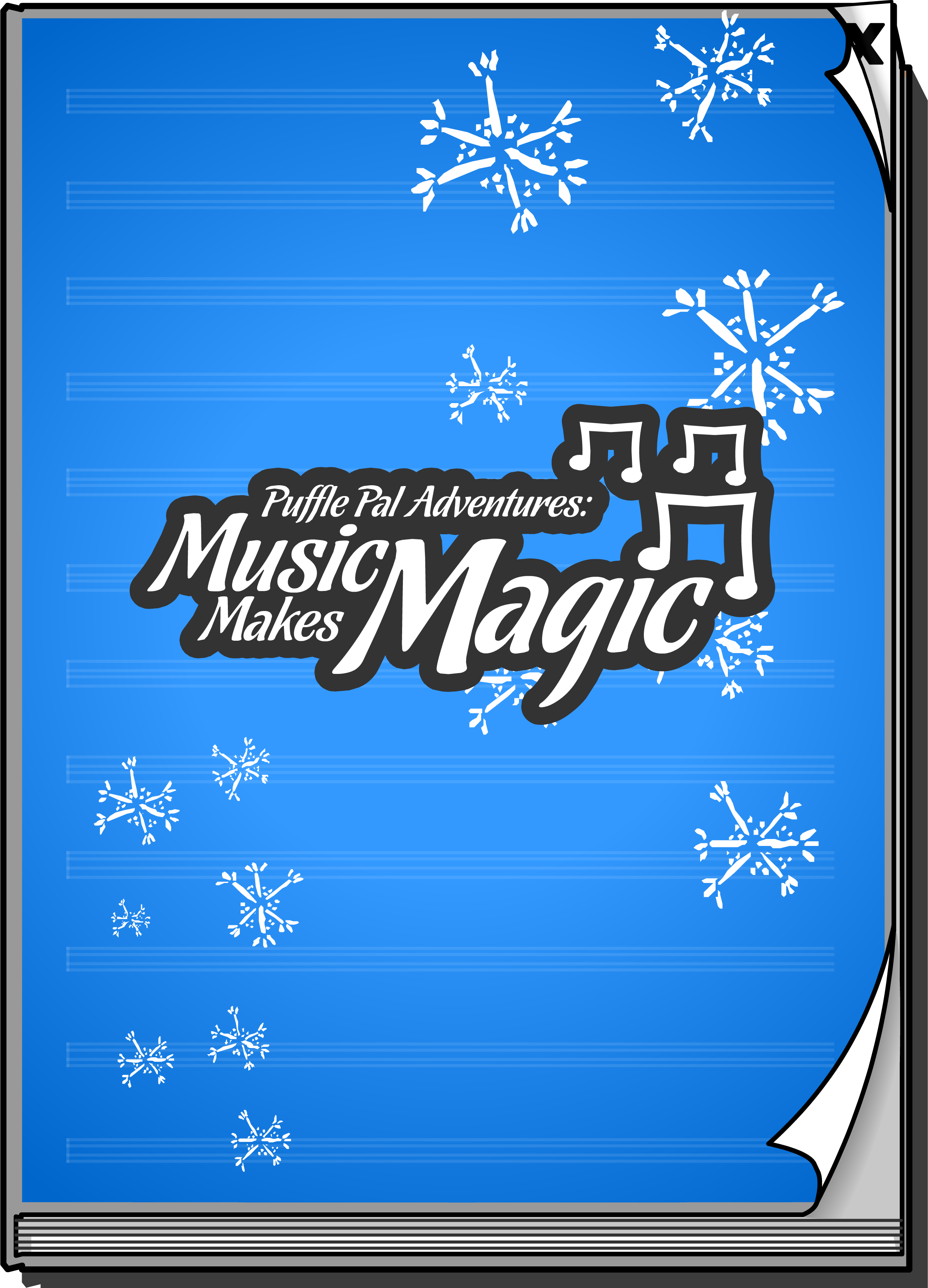 Puffle Pal Adventures: Music Makes Magic