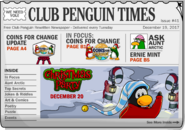 Club Penguin Times Issue 41
