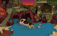 Dinosaur Island Without Cargo