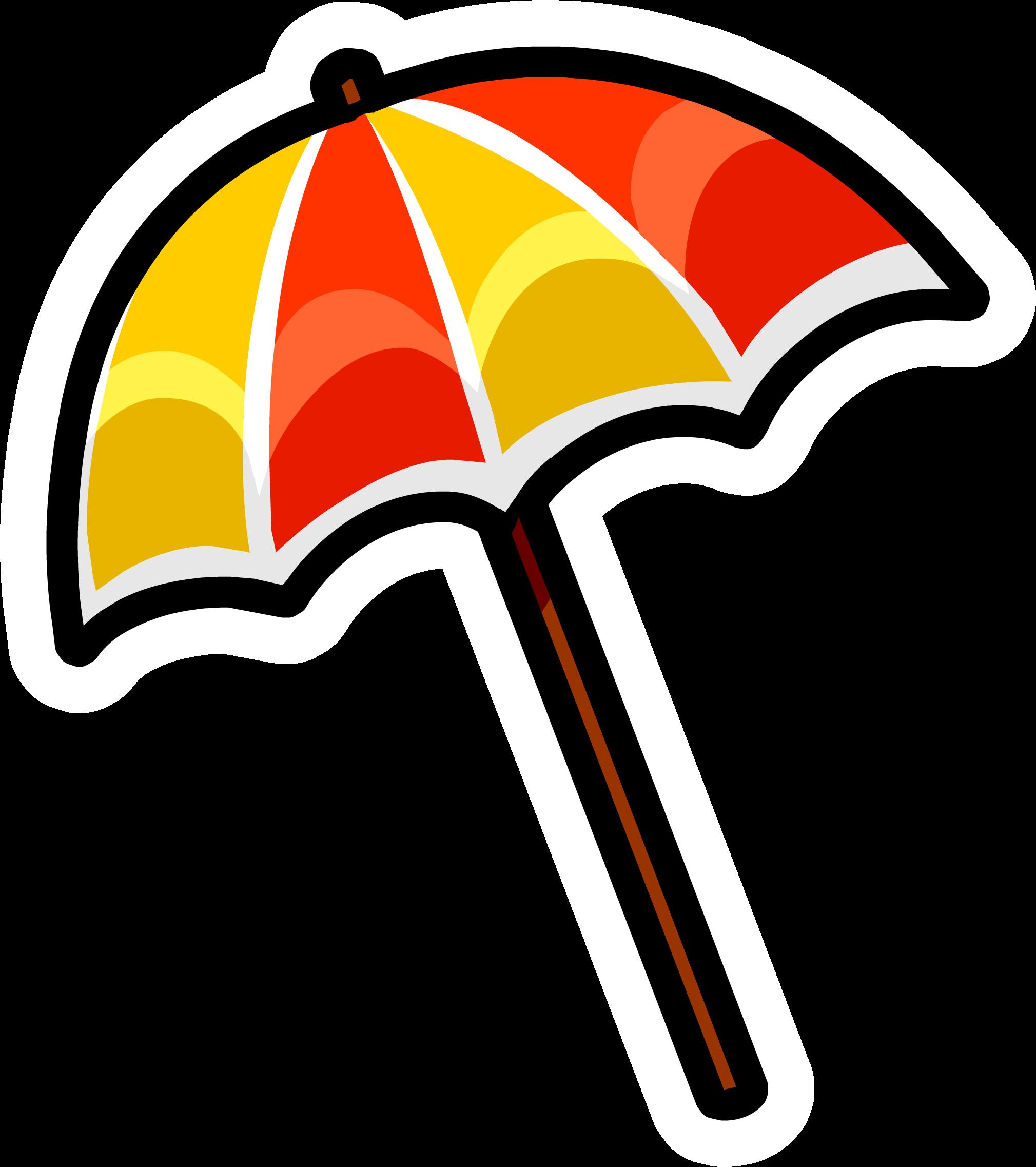 Beach Umbrella Pin