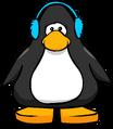 Blue Earmuffs PC