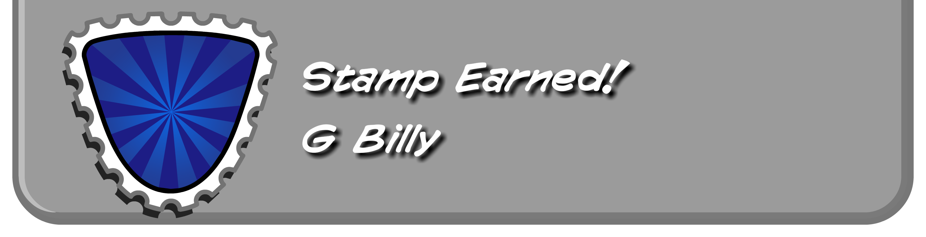 G Billy Stamp