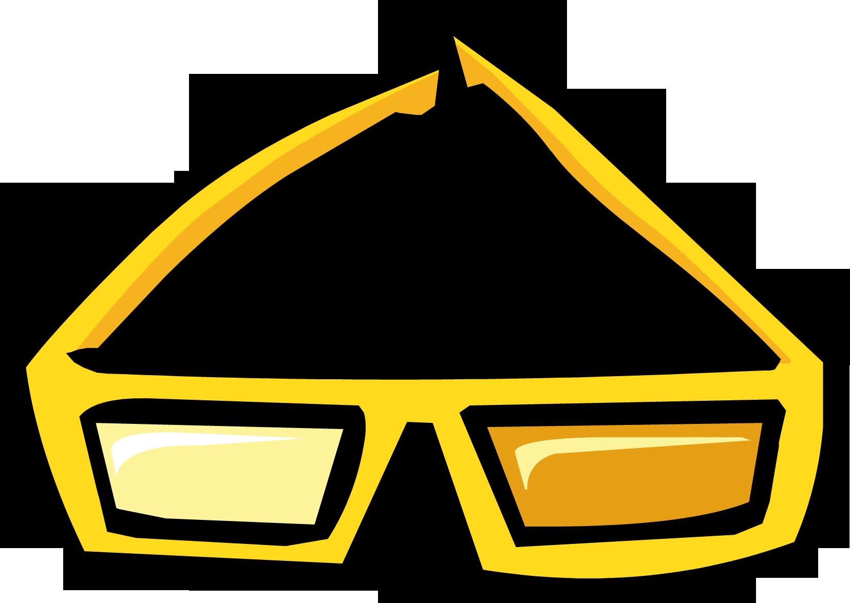 Gold D Glasses