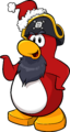 Rockhopper's Christmas Background Artwork