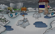 Storm 2020 Snow Forts