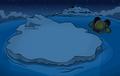 Island Eclipse Iceberg