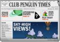 Club Penguin Times Issue 142