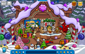 Candycorn900 Igloo - Mid December 2019 - Club Penguin Rewritten